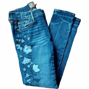 Driftwood Marilyn cotton spandex stretch jeans